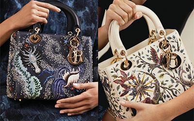 Самые желанные сумки Dior из коллекции осень-зима 2019-2020