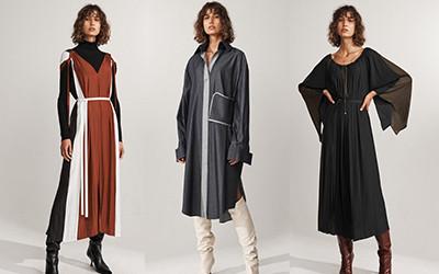 15 стильных платьев на осень 2021 из коллекции Carl Kapp