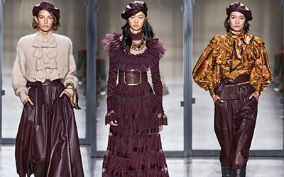 Женская одежда Zimmermann осень-зима 2019-2020