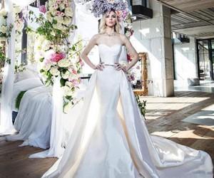Свадебная коллекция платьев Yumi Katsura Couture 2019