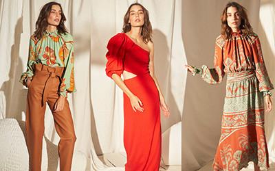 Женская одежда Johanna Ortiz Pre-Fall 2020