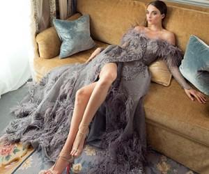 Katya Gaydukova для журнала Harper's Bazaar Bride India