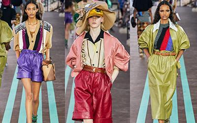 Женская одежда Miu Miu Resort 2020
