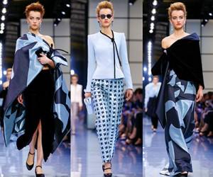 Armani Prive Haute Couture осень-зима 2016-2017