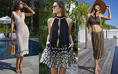 Пляжные платья кроше, летние накидки и туники My Beachy Side 2021
