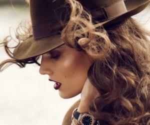 Kendra Spears для журнала Vogue Paris