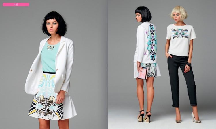 кира пластинина коллекция весна лето 2014