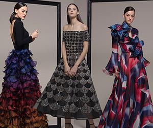 Вечерние платья Isabel Sanchis весна-лето 2019