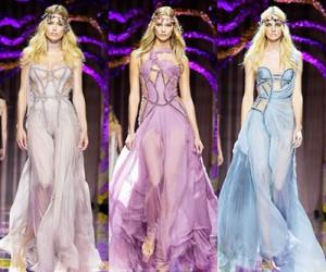 Atelier Versace Haute Couture осень-зима 2015-2016