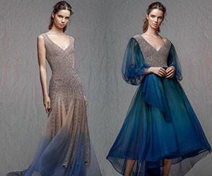 10 вечерних платьев из коллекции Rouba.G весна-лето 2019