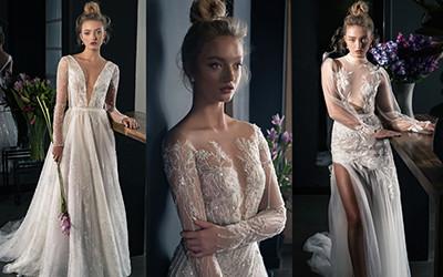 Свадебные платья Ester Haute Couture осень-зима 2020-2021