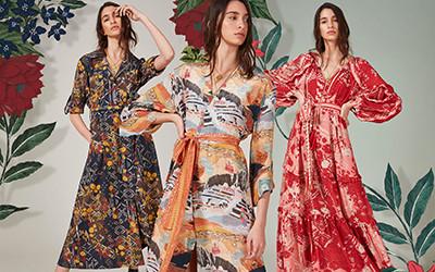 10 летних платьев из хлопка и шифона Chufy весна-лето 2020