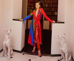 Женская одежда Attico осень-зима 2018-2019