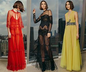 10 вечерних платьев из коллекции Cucculelli Shaheen Pre-Fall 2019