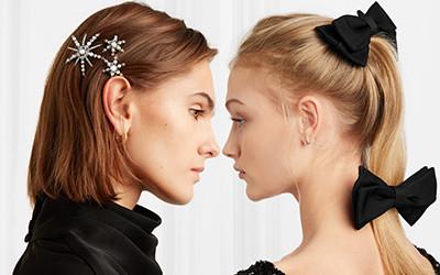 Модные аксессуары для волос на 2019 год