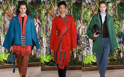 Женская одежда Hermès Pre-Fall 2019