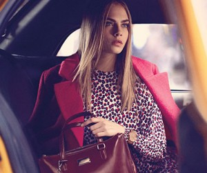 Рекламная кампания DKNY осень-зима 2013-2014