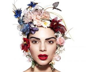 Kendall Jenner для журнала Harper's Bazaar US
