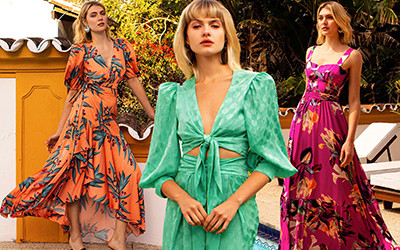 Женская одежда PatBo весна-лето 2020