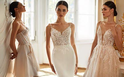 Коллекция свадебных платьев