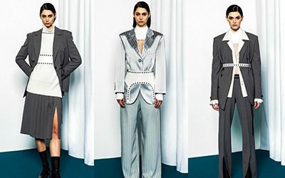 Стильная женская одежда Drome осень-зима 2021-2022