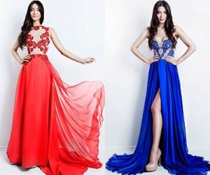 Вечерние платья Ariadna 2015