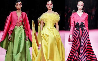 Вечерние платья Alexis Mabille Haute Couture весна-лето 2019