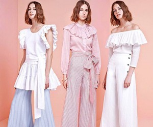 Jill Stuart Resort 2017