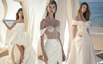Самые роскошные свадебные платья из коллекции Alon Livne 2020-2021