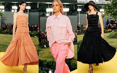 Модная женская одежда Aje Resort 2022