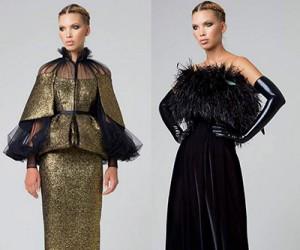 Elio Abou Fayssal Haute Couture осень-зима 2016-2017