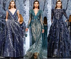 Ziad Nakad Haute Couture осень-зима 2017-2018