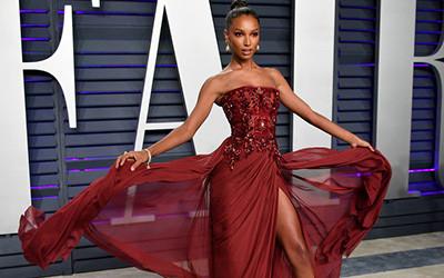 30 красивых вечерних образов знаменитостей с вечеринки Vanity Fair Oscar Party 2019