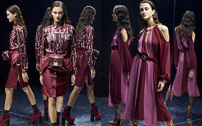 Модная женская одежда Just Cavalli Pre-Fall 2019