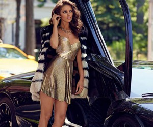 Vogue Spain Октябрь 2014