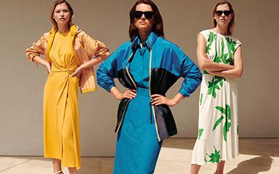 Женская одежда Loro Piana весна-лето 2021