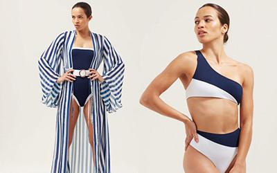Модные купальники и пляжная одежда Alexandra Miro весна-лето 2019