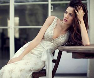 Свадебные платья Chantal Romano 2013