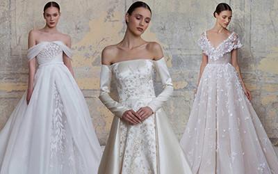 Свадебные платья Georges Hobeika весна-лето 2020