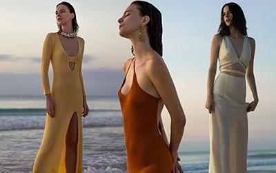 Летние пляжные платья и купальники Auteur Studio 2021
