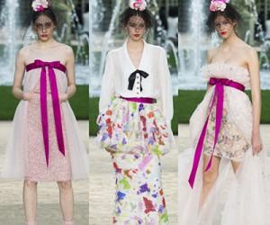 Chanel Haute Couture весна-лето 2018