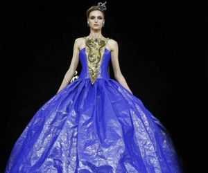 Guo Pei Haute Couture осень-зима 2016-2017