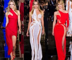 Atelier Versace Haute Couture весна-лето 2015