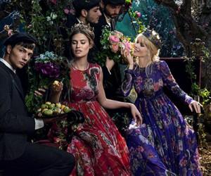 Рекламная кампания Dolce & Gabbana осень-зима 2014-2015