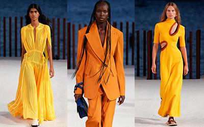 Модная женская одежда Proenza Schouler весна-лето 2022