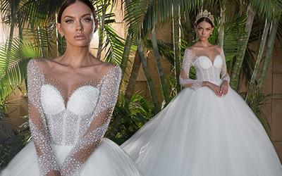 Роскошные свадебные платья для принцесс Oved Cohen 2020