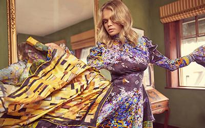 Модная женская одежда Leo & Lin осень-зима 2021-2022