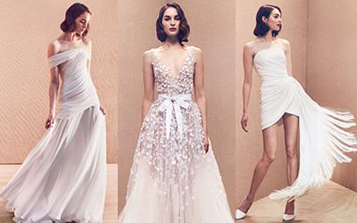 Свадебные платья Oscar de la Renta весна-лето 2020