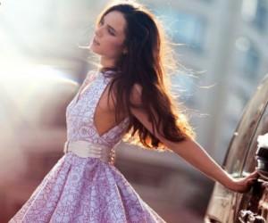 Anna De Rijk для журнала Vogue Thailand