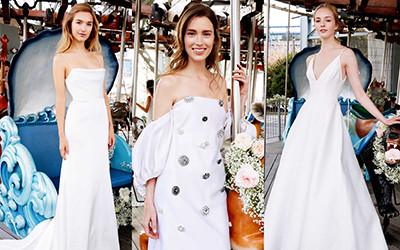 Свадебные платья Lela Rose весна-лето 2020